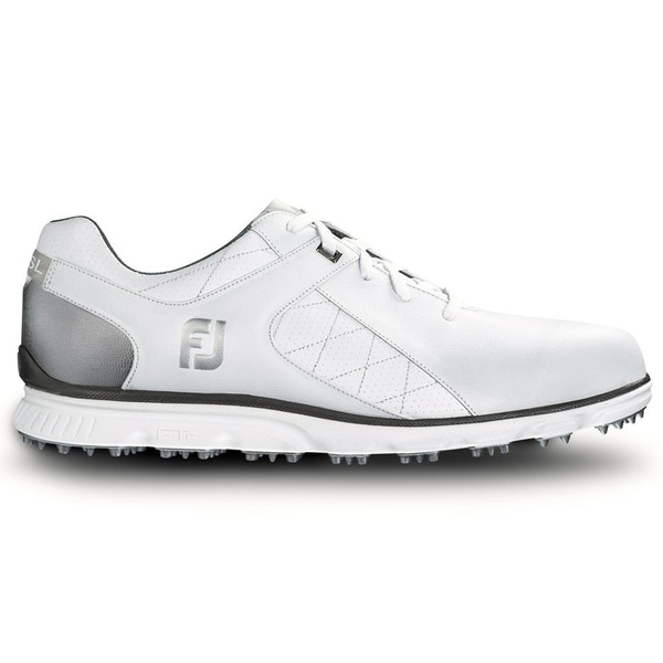 FootJoy Pro SL Golf Shoes White/Silver
