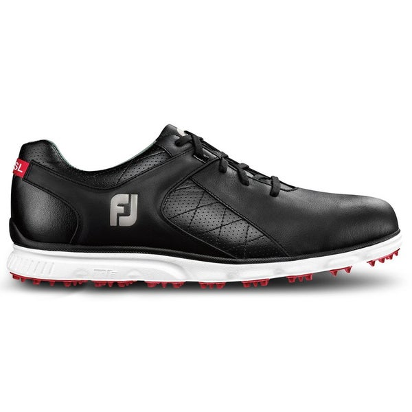 FootJoy Pro SL Golf Shoes Black/White