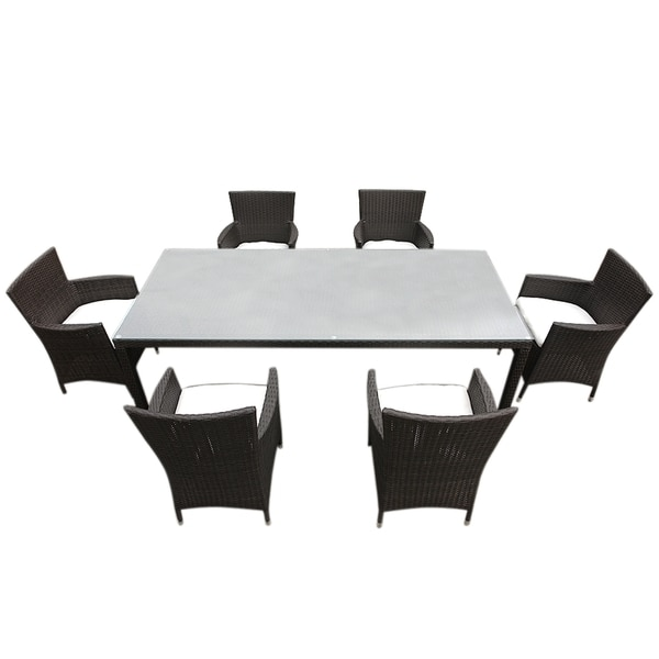 Outdoor Dining Set - ITALY 160 with additional grey covers 22255732