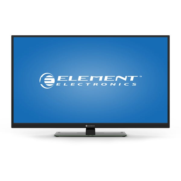 Element Refurbished Black 50-inch LED HDTV