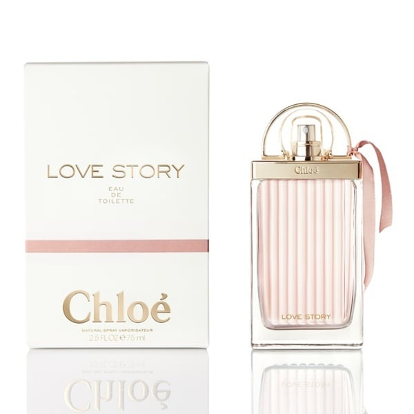 Chloe Love Story Women's 2.5-ounce Eau de Toilette Spray