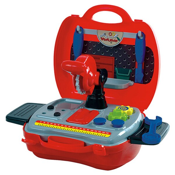 My Carry Along Playset Workshop