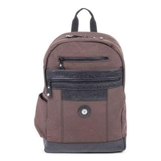 Mouflon Feathers Nylon Backpack