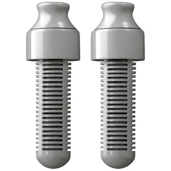 Bobble Grey Plastic Replaceable Water Filter