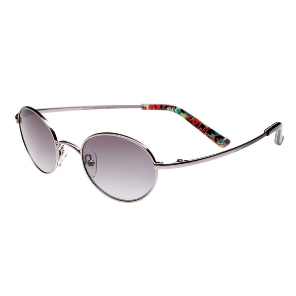 The Beatles Unisex Black/Silver Metal/Plastic Collectible Limited Edition Sunglasses