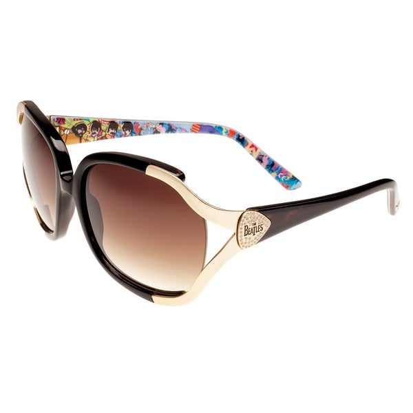 Deluxe Comfort The Beatles Tortoise Collectible Limited Edition Sunglasses