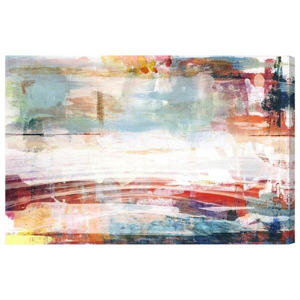 """The Rise"" Canvas Art"