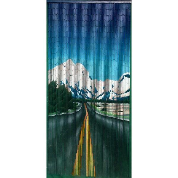 Road to Nature Curtain (Vietnam)