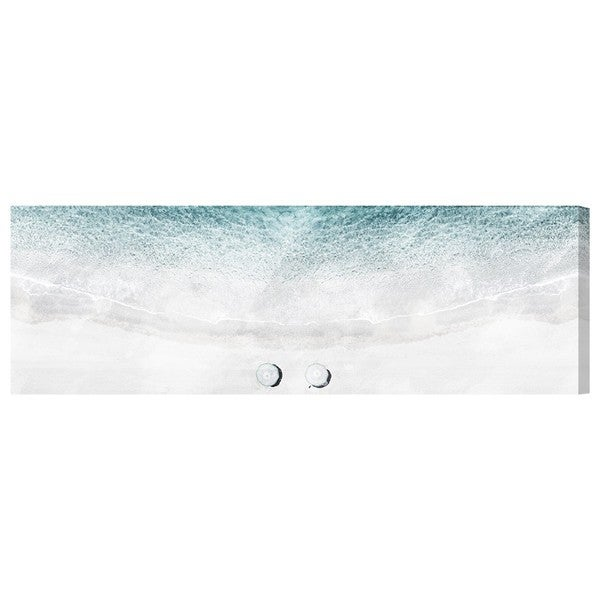 "Oliver Gal ""The BeachTo Ourselves"" Canvas Art"