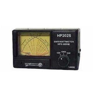 Workman New HP202S 1000-watt Cross Needle SWR/Wattmeter