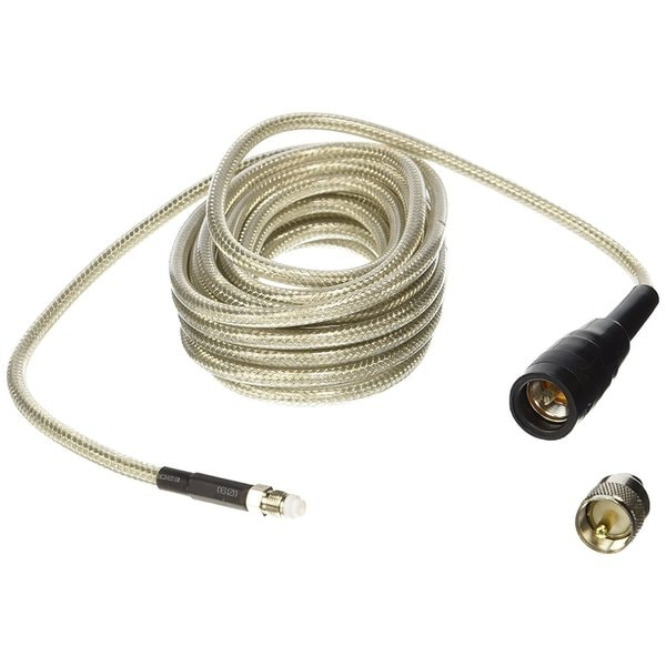Pro Trucker 12-foot Belden Coax Cable with PL-259/FME Connectors