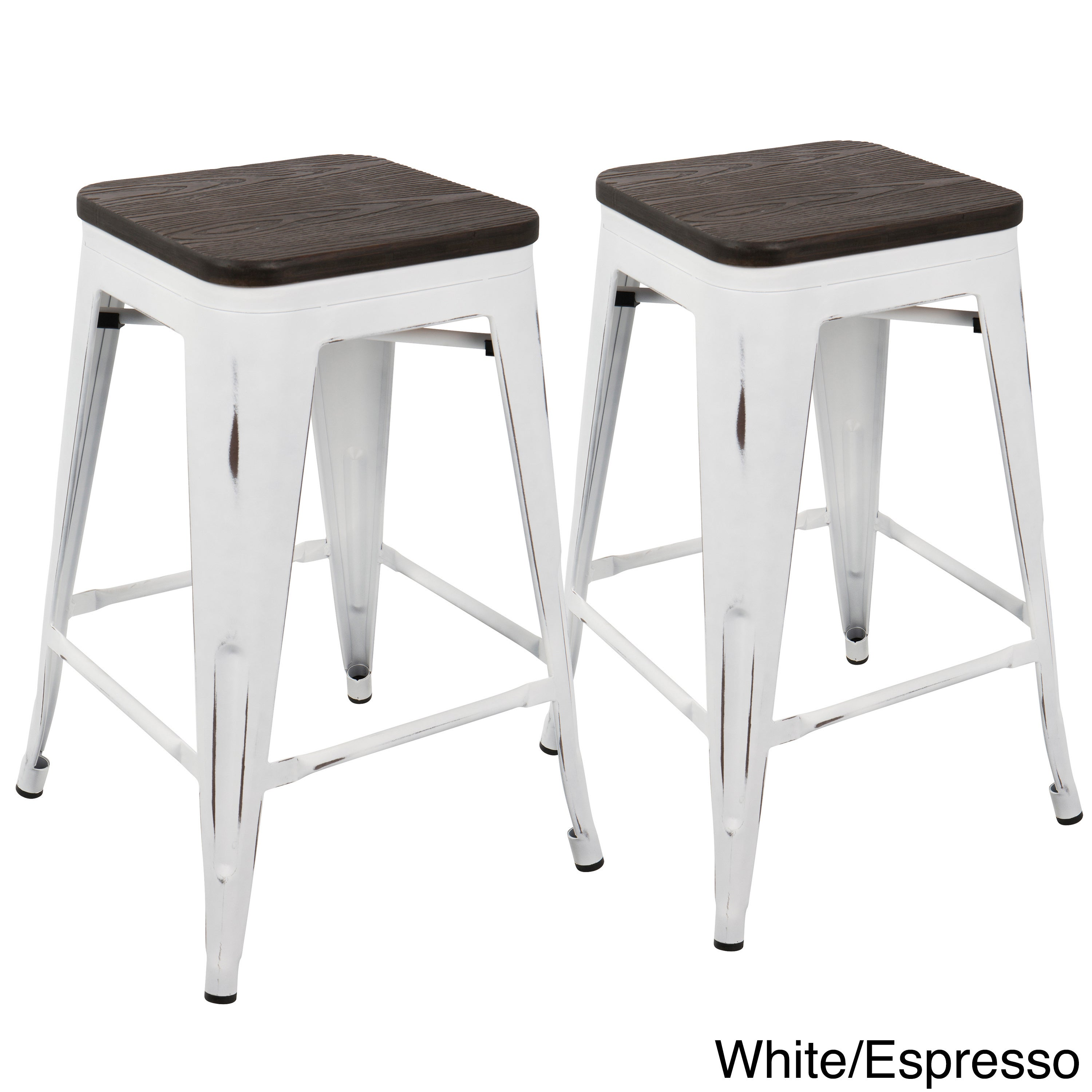 oregon industrial stackable inch counter stool (set of )  ebay - oregonindustrialstackableinchcounterstoolset