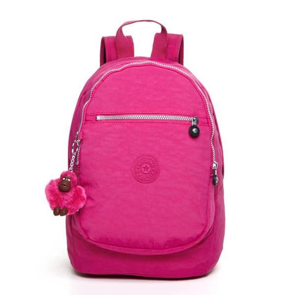 Kipling Challenger II Very Berry Pink Backpack