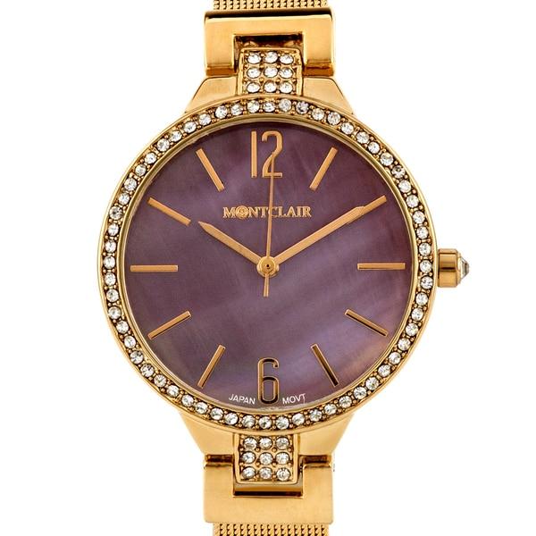 Montclair Jura Ladies Watch
