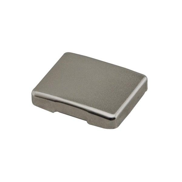 Blum Nickel-plated Steel Blank Cover Cap for 38N Blumotion Hinge
