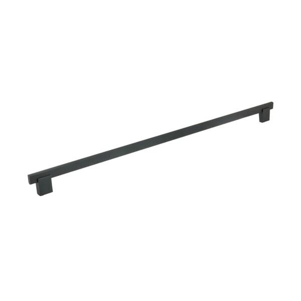 Rok Bridge Style Black Pull Handle