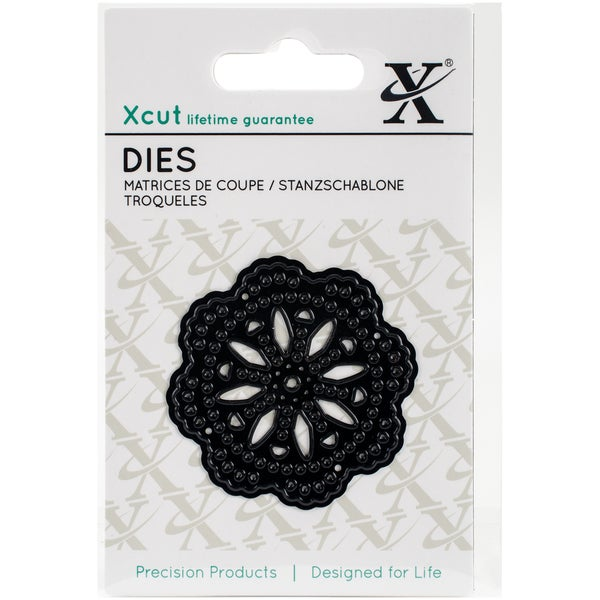 Xcut Mini Decorative Die -Doily
