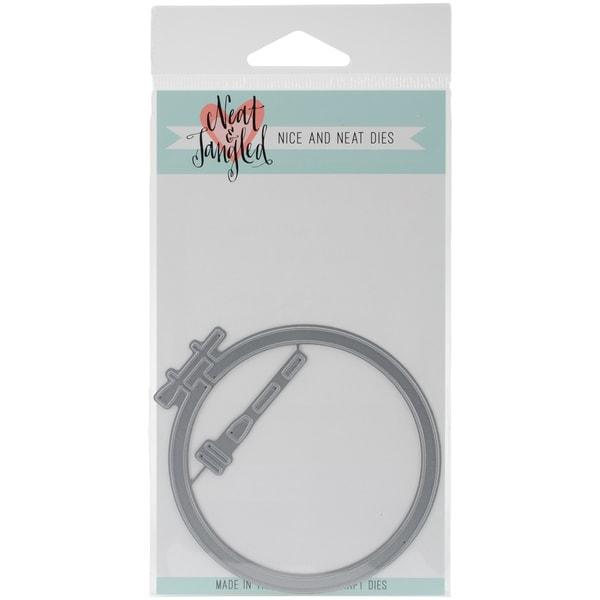 Neat & Tangled Die-Hoop