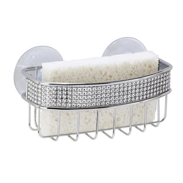 Kitchen Details Chrome Sponge Holder