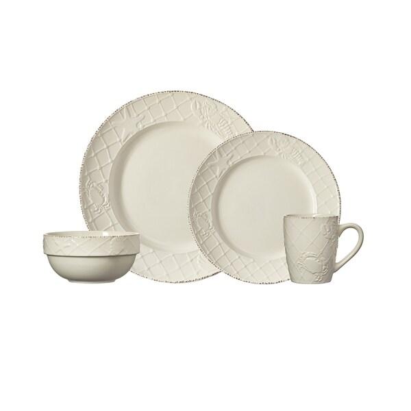 Pfaltzgraff Northport 16-piece Stoneware Dinnerware Set 22289347