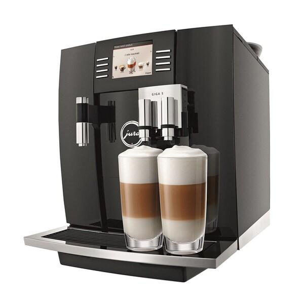 Jura Giga 5 Piano Black Automatic Combination Espresso Center (Refurbished) 22290488
