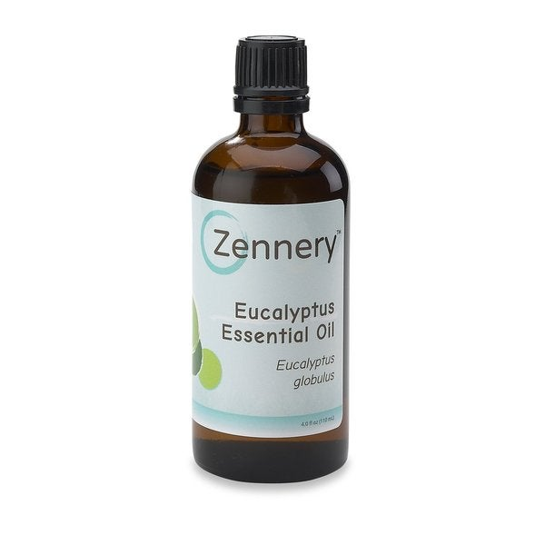 Zennery 100% Pure Eucalyptus 4-ounce Essential Oil