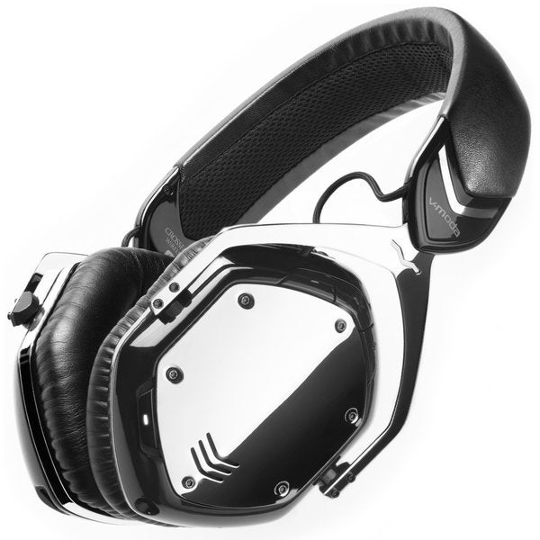 V-MODA Crossfade Wireless Bluetooth Headphones (Phantom Chrome)