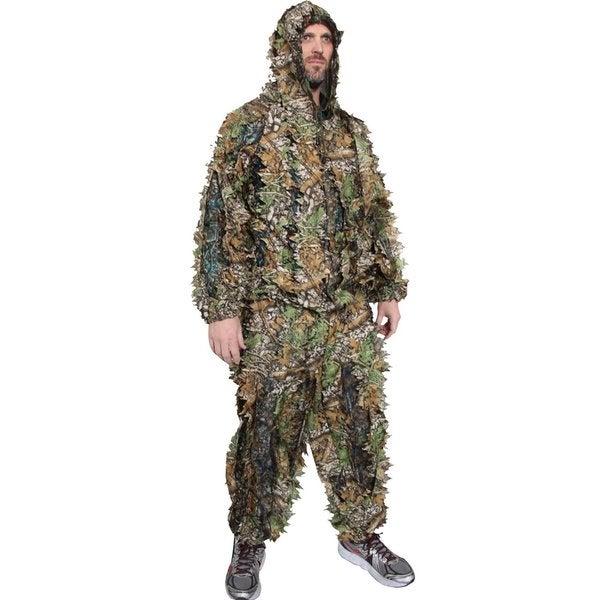 SAS Ghillie Leaf 3D 2-piece Camouflage Suit 22296330