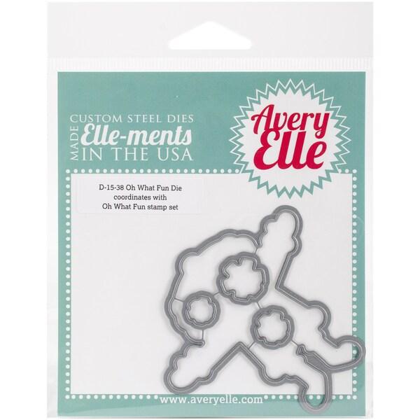 Elle-Ments Dies-Oh What Fun