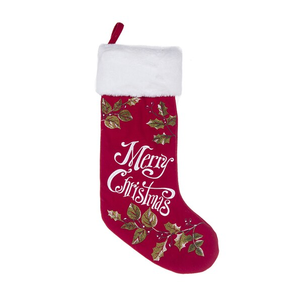 Very Merry Christmas Stocking