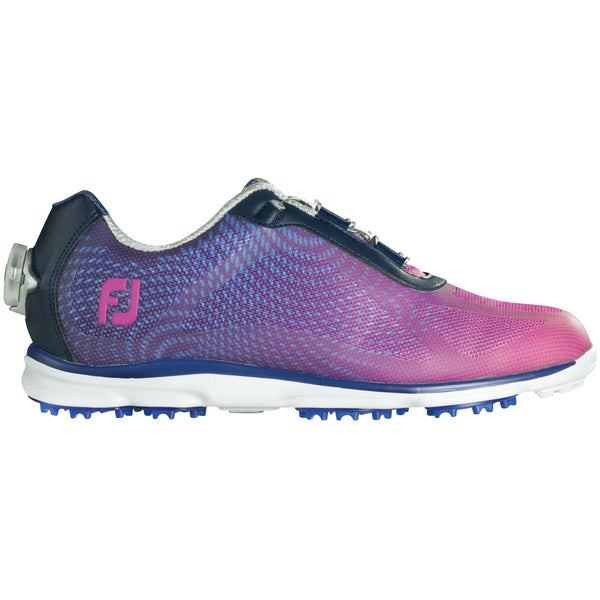 FootJoy EmPower BOA Golf Shoes ladies Navy/Plum