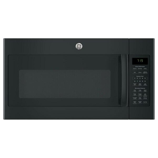 GE Series 1.9-cubic Feet Over-the-range Sensor Microwave Oven 22298094