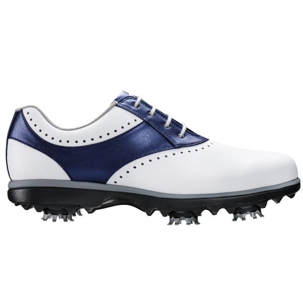 FootJoy Emerge Golf Shoes ladies White/Navy