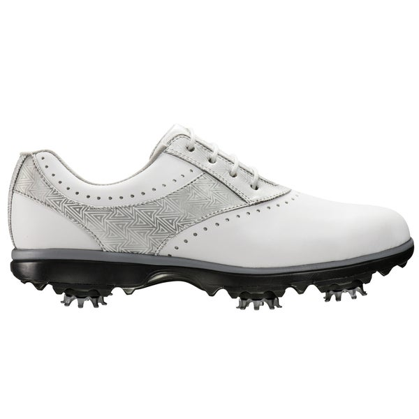 FootJoy Emerge Golf Shoes ladies White/Silver