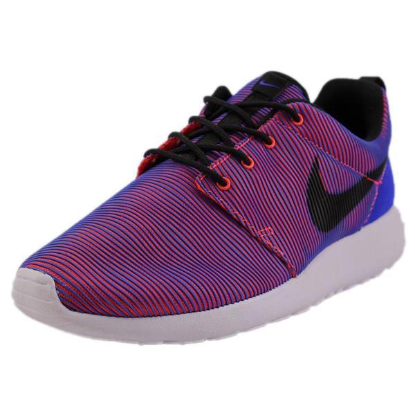 Nike Men's Roshe One Premium Plus Blue Synthetic Athletic Shoes