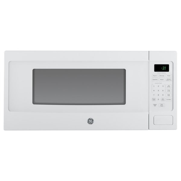 GE Profile Series 1.1-cubic Feet Countertop Microwave Oven 22298352