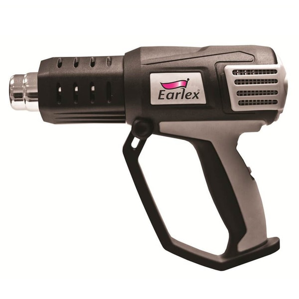 Earlex HG200 Grey Plastic/Rubber LCD Heat Gun Kit