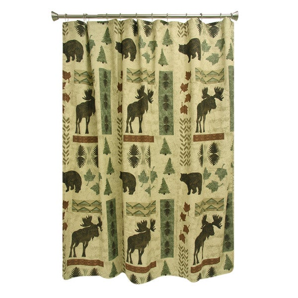 Big Country Shower Curtain