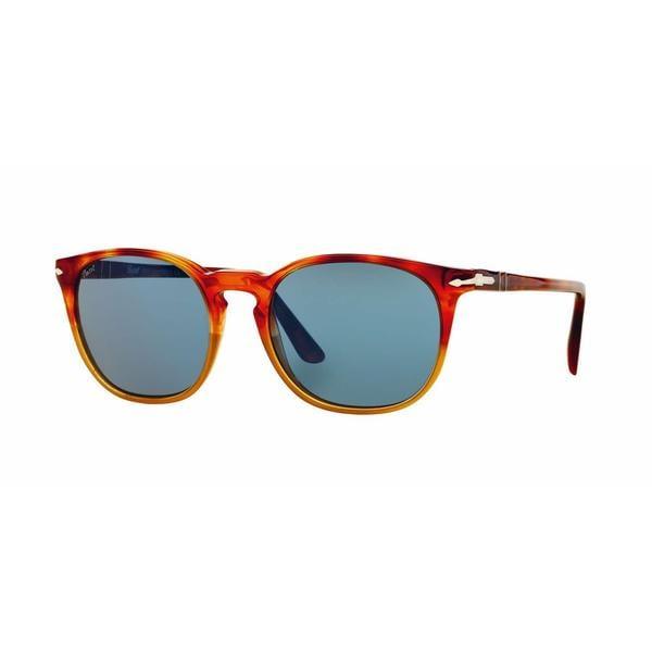 Persol Mens PO3007S 102556 Multi Plastic Square Sunglasses
