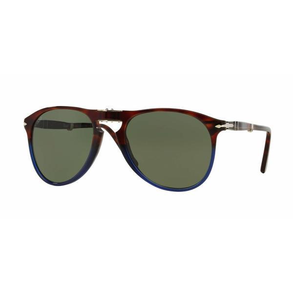 Persol Mens PO9714S 102231 Multi Plastic Cateye Sunglasses