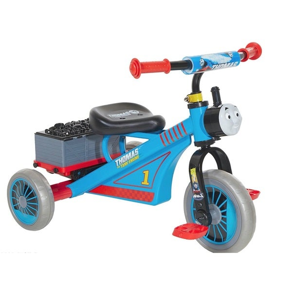 Dynacraft Thomas Blue Plastic Tricycle