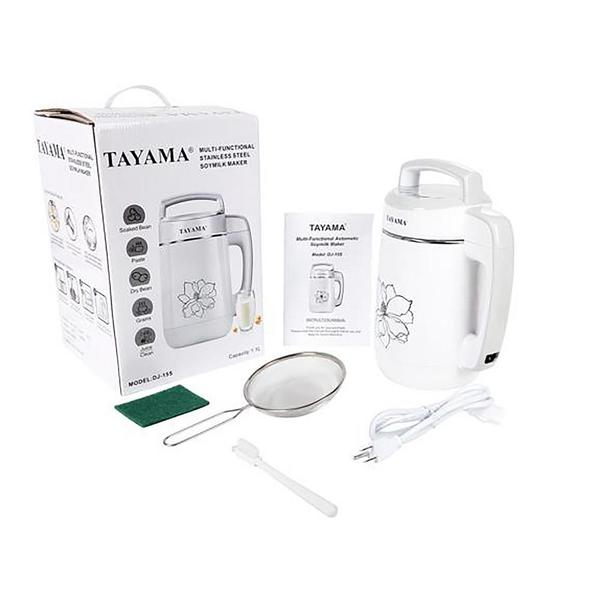 Multi-Functional Stainless Steel Soymilk Maker 1.1 Liter 22316177