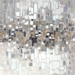 Grey Abstract Canvas Wall Art Decor Beige Brown for Home Office Hallway Living room Bedroom Square Small Large XL