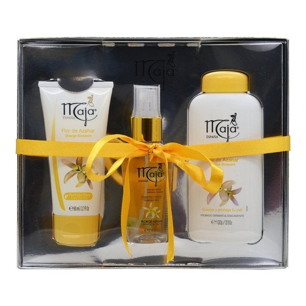 Maja Orange Blossom 3-piece Gift Set
