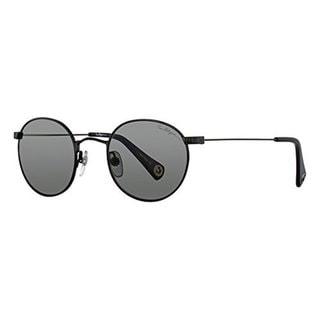 True Religion Unisex Ray Black Sunglasses