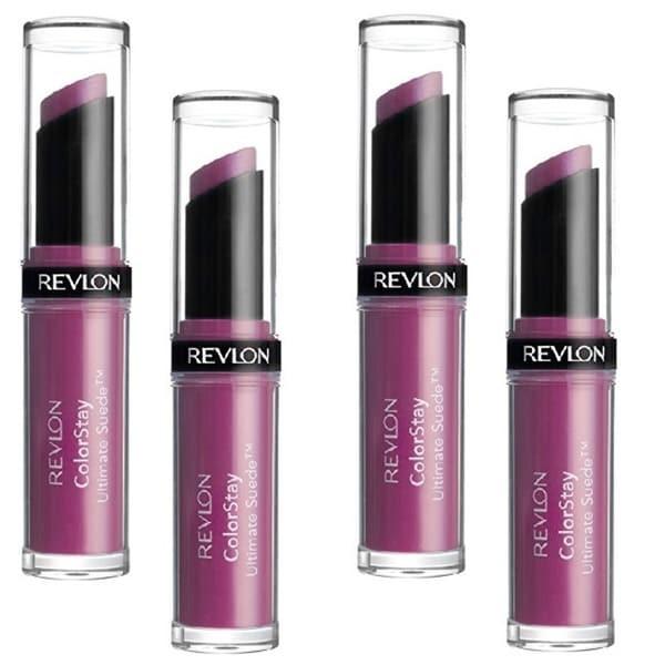 Revlon ColorStay Ultimate Suede Lipstick Ready to Wear