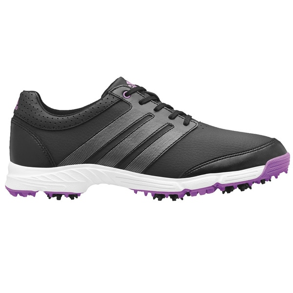 Adidas Response Light Golf Shoes Ladies Core Black/Iron Metallic