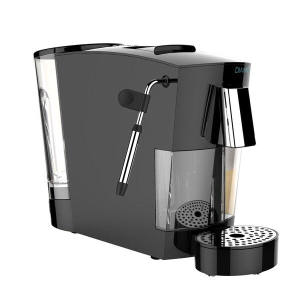 Diamo One 21-Bar Pump Espresso and Cappuccino Machine 22320204