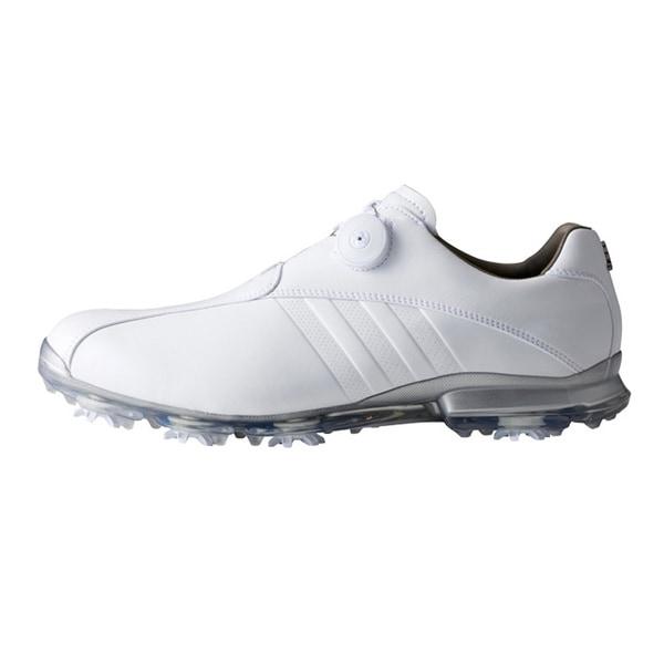 Adidas Adipure Ray Boa Golf Shoes FTWR White/FTWR White