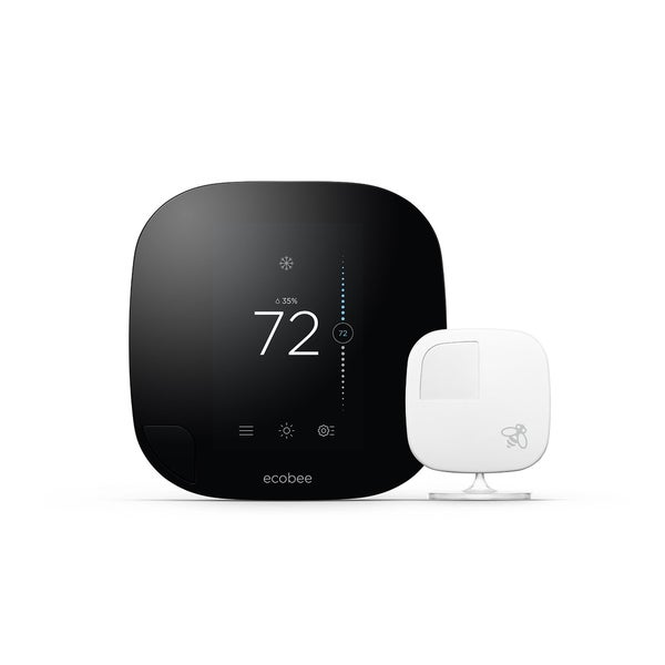 Ecobee3 Smarter Wi-Fi Thermostat with Remote Sensor, 2nd Generation